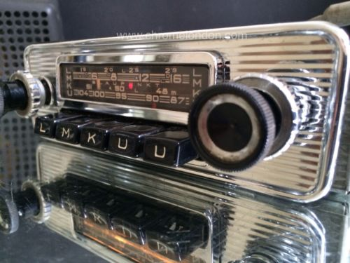 blaupunkt frankfurt vintage classic car fm radio amp mp3. Black Bedroom Furniture Sets. Home Design Ideas